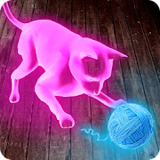 Game Neon Cat Tom Hologram APK for Windows Phone