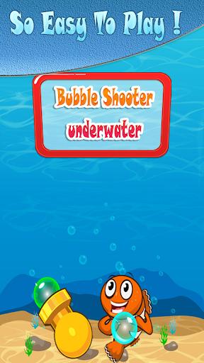 Bubble Shooter Underwater