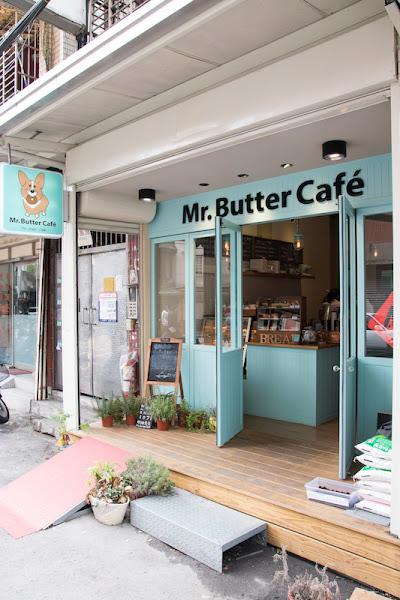 板橋 Mr. Butter Café 奶油先生