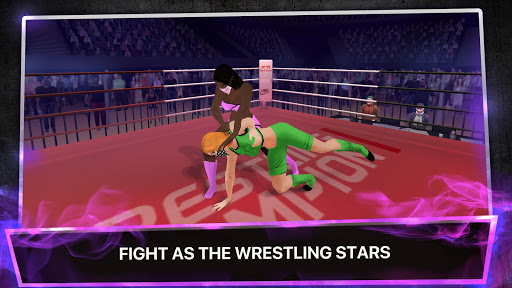 Wrestling Champion 3D  screenshots 3