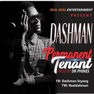 Cover Art for song Permanent Tenant_{Prod By Dr Finesse}