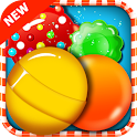 Jelly Crush Line -Match 3 Game icon