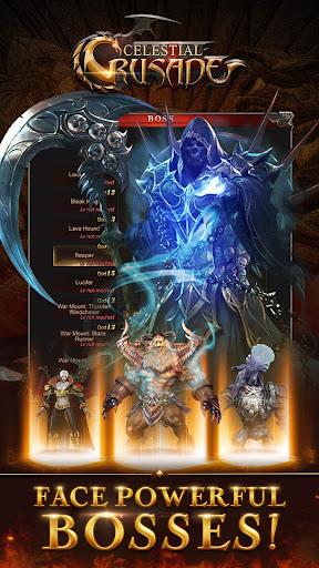 Celestial Crusade - AFK RPG  astuce 1