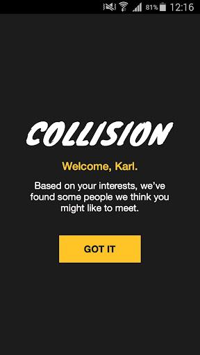 CollisionConf