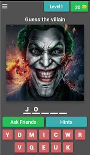 Top 100 Villains - náhled