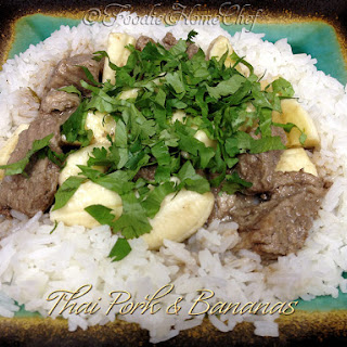 Thai Pork & Bananas