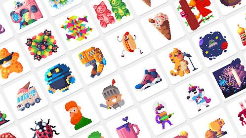 UNICORN - Jogos de colorir Mod