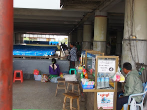 Photo: Mandalay trainstation