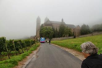 Photo: 2. dag indledtes med et besøg på Abtei St. Hildegard