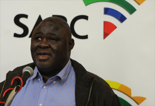 SABC board member and chairman Prof Mbulaheni Maguvhe' staged a walkout in the middle of the ad hoc committee meeting.