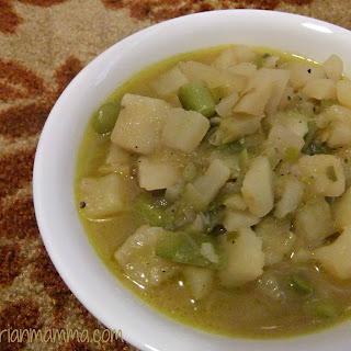 Potato Leek Soup – #glutenfree #vegan
