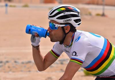 Alejandro Valverde geeft zijn mening over de Ronde van Vlaanderen