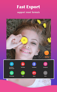 Video Editor & Free Video Maker Filmix with Music 5