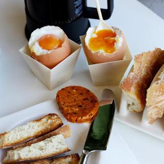 Boiled Egg Rolls Recipes