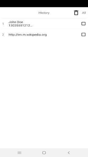 QR CODE READER - FREE screenshot 6