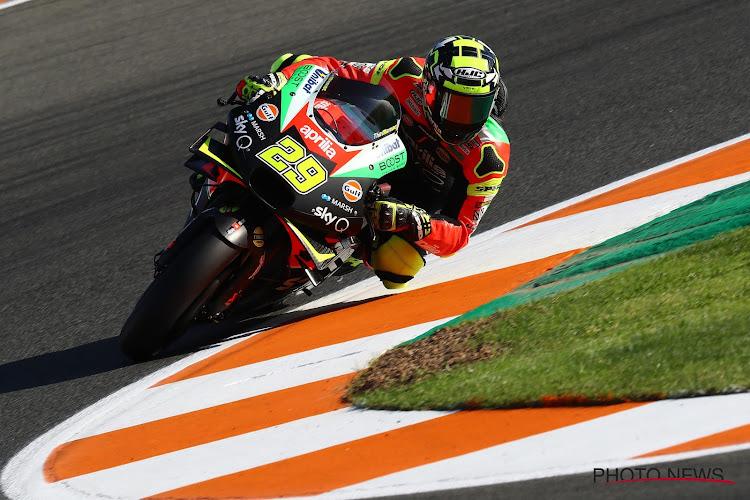 Andrea Iannone ziet komend MotoGP-seizoen in gedrang komen na positieve dopingtest