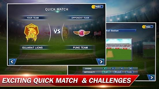 Gujarat Lions 2017 T20 Cricket - náhled