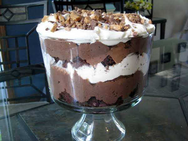 Kahlua Trifle Cake Recipe