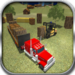 Extreme Truck Transport 3D: Cargo Transporter Game Icon