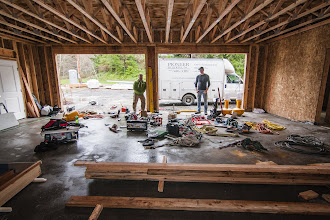 """Photo: The most common question I'm never asked, is """"how many tools does it take to frame a house?"""""""