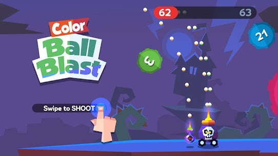 Color Ball Blast 6