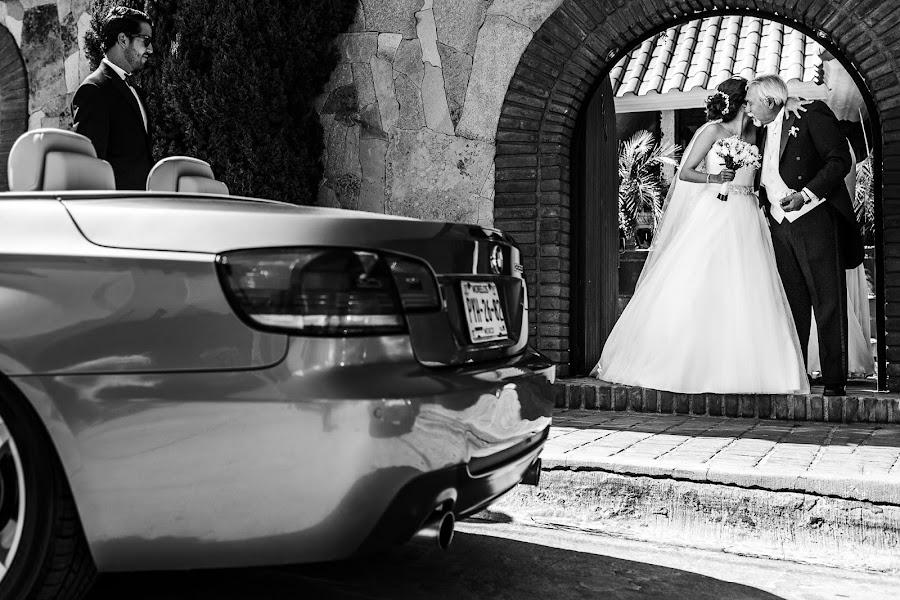Wedding photographer Uriel Coronado (urielcoronado). Photo of 27.03.2017