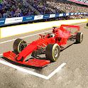 Formula Car Stunts Racing - Mega Ramp Car Race 3D icon