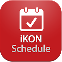 iKON Schedule icon