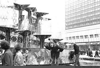 Photo: Alexanderplatz Ost Berlin