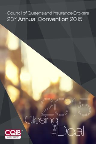 CQIB 2015