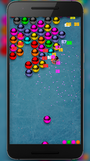 Magnetic balls puzzle game  captures d'écran 1