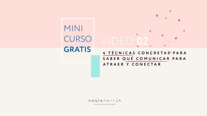 Mini Curso Gratis Conectar 2019 - Video 02
