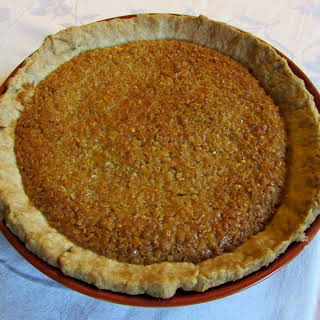 Grandma's Oatmeal Pie.