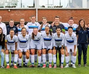 Vrouwen Club Brugge verbazen tegen team uit Super League