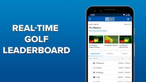 CBS Sports App - Scores, News, Stats & Watch Live 9.75 Screenshots 6