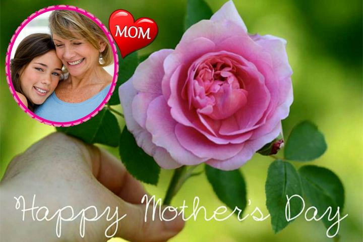 Mother's day frame card 2017- screenshot