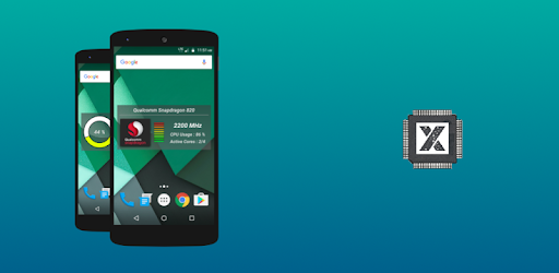 CPU Widget Apps for Android screenshot
