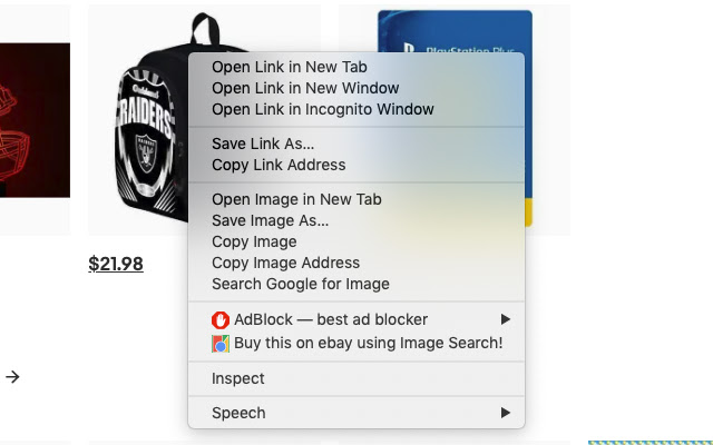 Shopping Product Search Using Image Global
