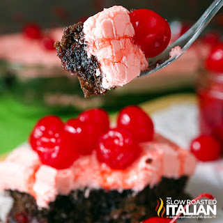 Outrageous Cherry Dr Pepper Cake Recipe