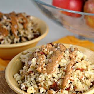 Whole30 Apple-Coconut Breakfast Bowl.