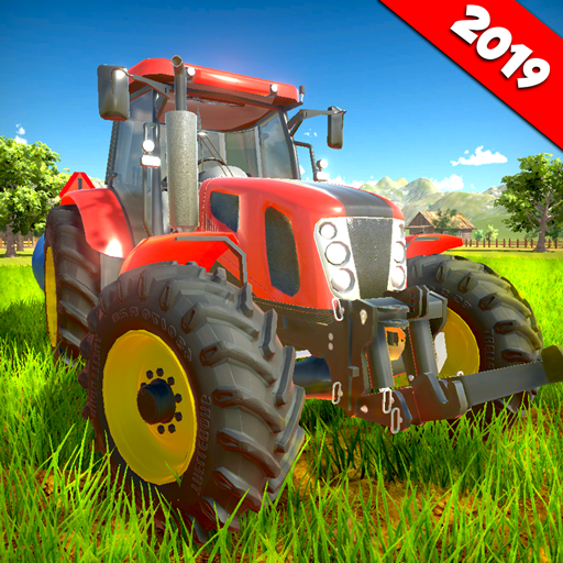 Offroad Tractor Farming Game 2019