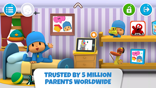 Pocoyo House: best videos and apps for kids screenshots 9
