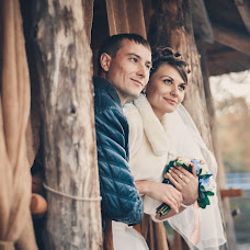 Wedding photographer Roman Konovalov (ROKS). Photo of 23.10.2016