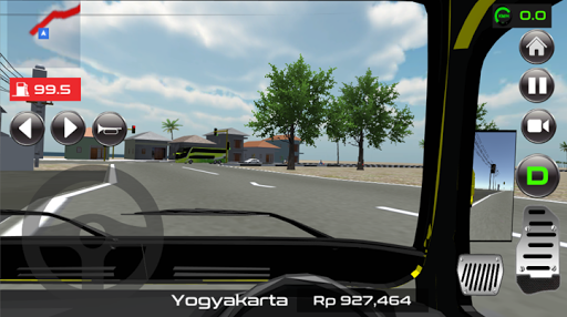 IDBS Indonesia Truck Simulator  screenshots 4