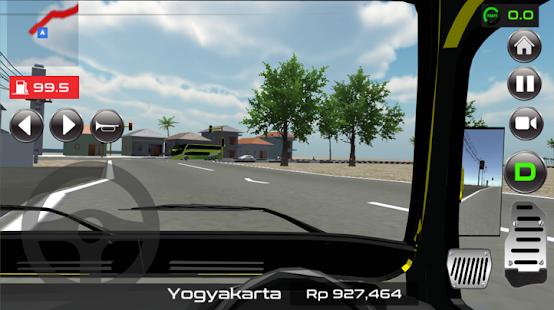 IDBS Indonesia Truck Simulator - náhled