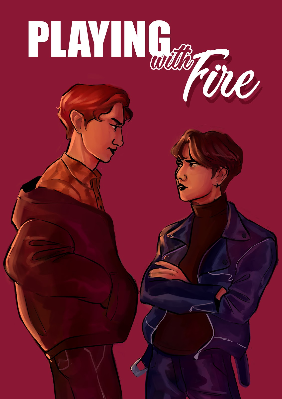 Playing With Fire Chapter 1 Centipedelove Theligeia