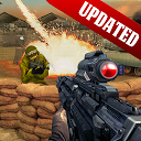 Modern Army Sniper Shooter mobile app icon