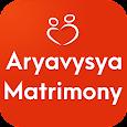 Aryavysya Matrimony - Free Matrimony, Marriage App icon