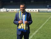 De eigenaar van Union, Tony Bloom, kijkt uit naar het volgende hoofdstuk met zijn club