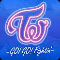 TWICE -GO! GO! Fightin'- icon